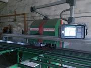 Оборудование для производства окон ПВХ.