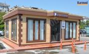 Модульные офисные контейнеры Кармод в Астане,  Казахстан низкие цены